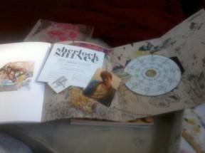 bday cd