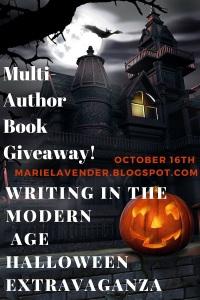 Halloween blog promo